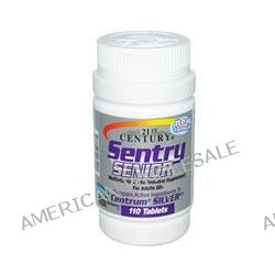 21st Century Health Care, Sentry Senior, Multivitamin & Multimineral for Adults 50+, 110 Tablets