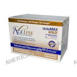 Ageless Foundation Laboratories, UltraMax Gold, Advanced Rejuvenation Formula, Valencia Orange Flavor,  22 Packets, 0.61 oz (17.4 g) Each