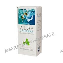 Aloe Cadabra, Personal Lubricant, Peppermint Tingle, 2.5 oz