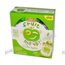 Andros Fruit Me Up!, Only Apples, 4 Pouches, 4 oz (113 g)