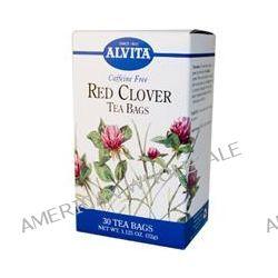 Alvita Teas, Red Clover Tea Bags, Caffeine Free, 30 Tea Bags, 1.125 oz (32 g)