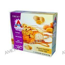 Atkins, Endulge, Peanut Caramel Cluster, 5 Bars, 1.2 oz (34 g) Each