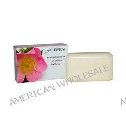 Aubrey Organics, Luxurious Bath Bar, Rosa Mosqueta, 4 oz (118 g)