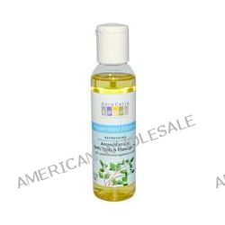 Aura Cacia, Aromatherapy Body Oil, Refreshing Peppermint, 4 fl oz (118 ml)