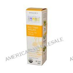 Aura Cacia, Daytime Argan Essentials Facial Oil Serum, Helichrysum & Patchouli , 1 fl oz (30 ml)