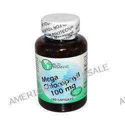World Organic, Mega Chlorophyll, 100 mg, 120 Capsules