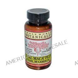 Whole World Botanicals, Royal Maca Plus For Women, 500 mg, 90 Veggie Caps