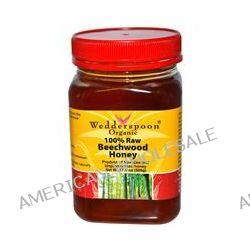 Wedderspoon Organic, Inc., Beechwood Honey, 100% Raw, Organic, 17.6 oz (500g)
