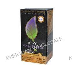 Wu-Yi Tea, Wu-Yi Acai Power, Acai Berry-Grape, 25 Tea Bags, 1.8 oz (50 g)
