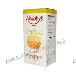 Wellaby's, Crackers, Feta Oregano Olive Oil, 6 Boxes, 3.9 oz (110 g) Each