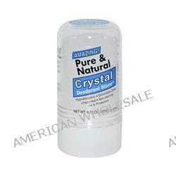 Thai Deodorant Stone, Pure & Natural, Crystal Deodorant Stone, 4.25 oz (120 g)