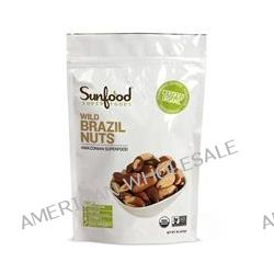 Sunfood, Wild Brazil Nuts, 1 lb (454 g)
