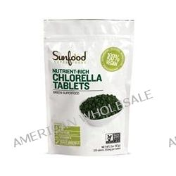 Sunfood, Nutrient-Rich Chlorella Tablets, 225 Tablets