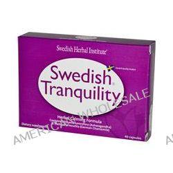 Swedish Herbal Institute, Swedish Tranquility, Herbal Calming Formula, 40 Capsules