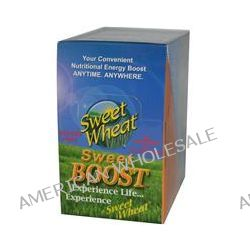 Sweet Wheat, Sweet Boost, Organic Wheat Grass Juice Powder, 15 Packets, 2 Veggie Caps Each