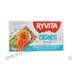 Ryvita, Wholegrain Rye Crispbread, Crunch Light Rye , 8.8 oz (250 g)