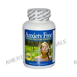 Ridge Crest Herbals, Anxiety Free, Stress Release Formula, 60 Vegan Capsules