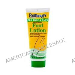 Queen Helene, FooTherapy, Foot Lotion, Tea Tree & Aloe, 7 fl oz (200 ml)