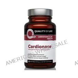 Quality of Life Labs, Cardionase, Next-Generation Nattokinase, 30 Softgels