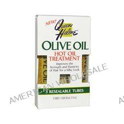 Queen Helene, Hot Oil Treatment, Olive Oil, 3 Tubes, 1 fl oz (30 ml) Each