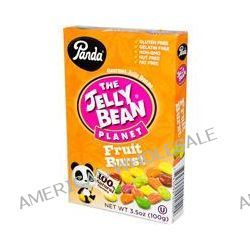 Panda Licorice, The Jelly Bean Planet, Gourmet Jelly Beans, Fruit Burst, 3.5 oz (100 g)