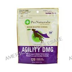 Pet Naturals of Vermont, Agility DMG, For Dogs, 120 Chicken Liver Flavored Chews, 5.08 oz (144 g)