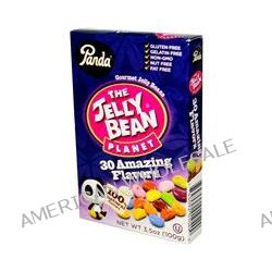 Panda Licorice, The Jelly Bean Planet, Gourmet Jelly Beans, 30 Amazing Flavors, 3.5 oz (100 g)