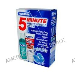 Plus White, 5-Minute Speed Whitening System, 3 Piece Kit