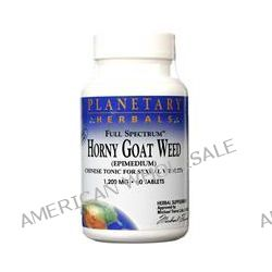 Planetary Herbals, Horny Goat Weed, Full Spectrum, 1,200 mg, 60 Tablets
