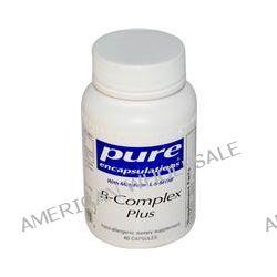 Pure Encapsulations, B-Complex Plus, 60 Capsules