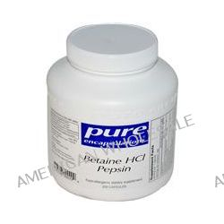 Pure Encapsulations, Betaine HCl Pepsin, 250 Capsules