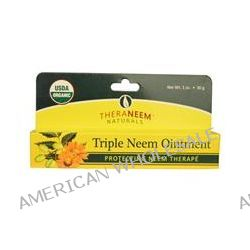 Organix South, TheraNeem Naturals, Triple Neem Ointment, 1 oz (30 g)