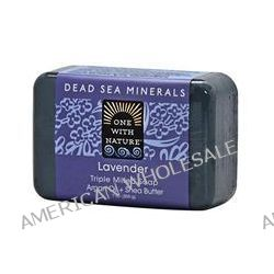 One with Nature, Triple Milled Soap, Lavender Soap Bar, 7 oz (200 g)