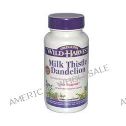 Oregon's Wild Harvest, Milk Thistle Dandelion, 90 Non-GMO Veggie Caps
