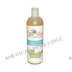 Olive Bath, Olive Oil Dog Shampoo, Eucalyptus Scented, 16 fl oz (473 ml)