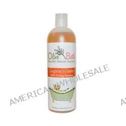 Olive Bath, Olive Oil Dog Shampoo, Tangerine Scented, 16 fl oz (473 ml)