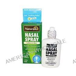 Naturade, Nasal Spray Saline & Aloe, 1.5 fl oz (45 ml)