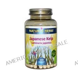 Nature's Herbs, Japanese Kelp, Laminaria Japonica, 100 Capsules