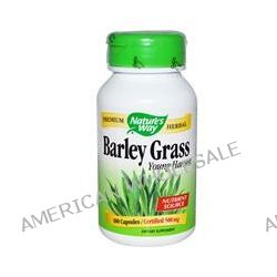 Nature's Way, Barley Grass, Young Harvest, 500 mg, 100 Capsules