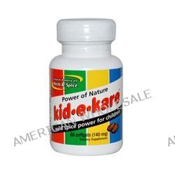 North American Herb & Spice Co., Kid-e-Kare, Wild Spice Power for Children, 140 mg, 60 Softgels