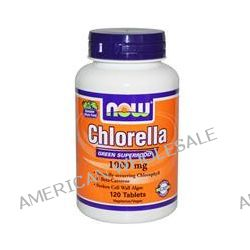 Now Foods, Chlorella, 1000 mg, 120 Tablets