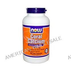 Now Foods, Coral Calcium, 1,000 mg, 250 Veggie Caps