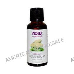 Now Foods, Essential Oils, Atlas Cedar, 1 fl oz (30 ml)
