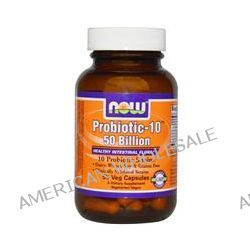 Now Foods, Probiotic-10, 50 Billion, 50 Veggie Caps
