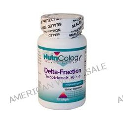 Nutricology, Delta-Fraction, Tocotrienols, 50 mg, 75 Softgels