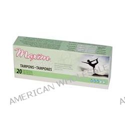 Maxim Hygiene Products, Organic Tampon, Super Absorbency, 20 Tampons
