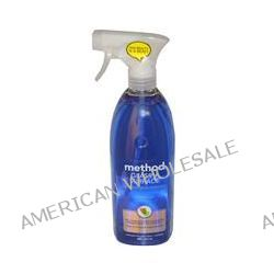 Method, Glass + Surface, Natural Glass Cleaner, Mint, 28 fl oz (828 ml)