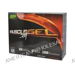 Muscle Pharm, Muscle Gel Shot, Protein on the Go, Tropical Mango, 12 Gel Packs, 46 g Each