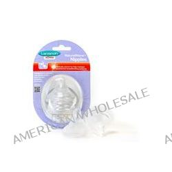 Lansinoh, mOmma, NaturalWave Nipples, Medium Flow, 2 Medium-Flow Nipples