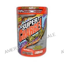 Labrada Nutrition, Super Charge! Xtreme N.O., Fruit Punch Flavor, 1.76 lbs (800 g)